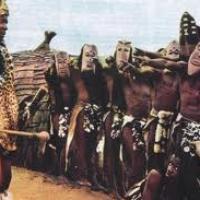 Язык африканского барабана