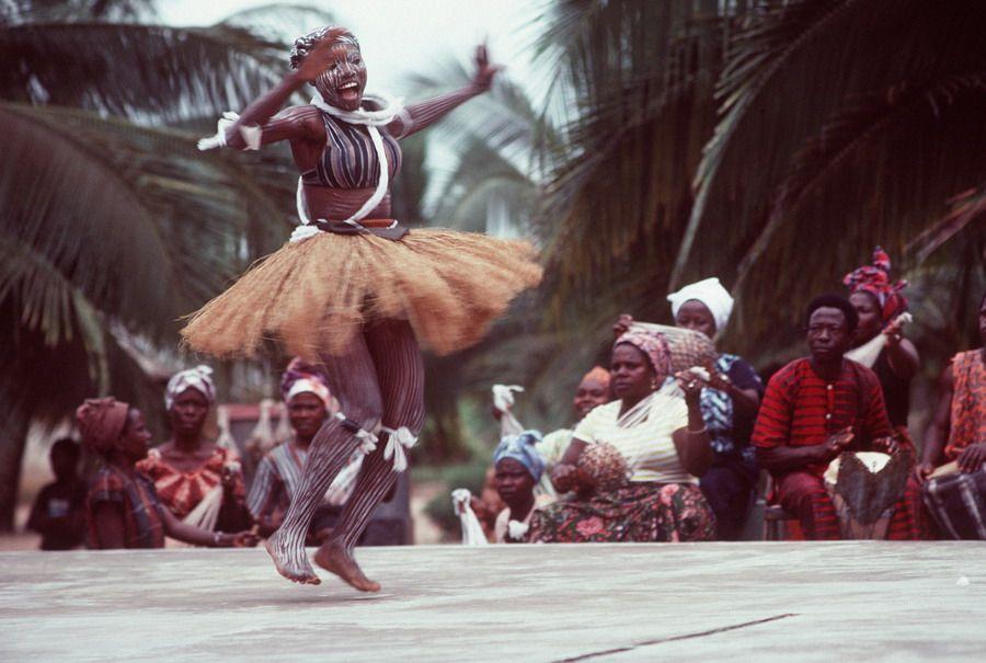Барабан – источник танцевальных ритмов