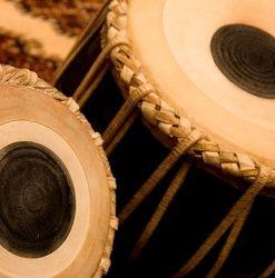 Табла — индийские барабаны